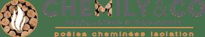 Chemily & Co Vente et installation de Poêles à Bois et à Granulés Logo